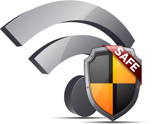 Turvallinen WIFI yhteys
